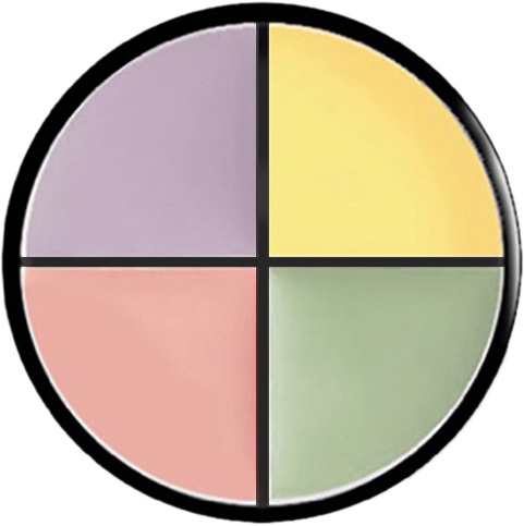 Corrective Concealer Wheel by Color Me Beautiful #21