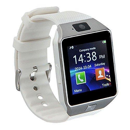Rozetka.ua   Смарт-часы SmartWatch DZ09 White. Цена, купить Смарт ... e98e0e76c36