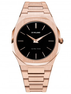 Часы D1 Milano UTB03 Ultra Thin Herren 40mm 5ATM