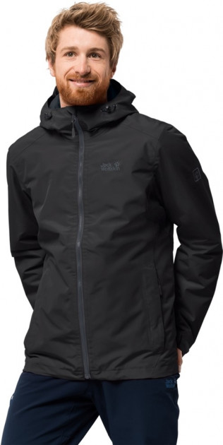 Куртка Jack Wolfskin Chilly Morning Men 1108353-6000 S (4055001907915) - изображение 1