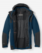 Куртка Eddie Bauer Mens All-Mountain Shell CREEK XXL Синий (0995CE) - изображение 1