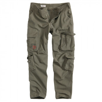 Штани Surplus Airborne Slimmy Trousers Oliv Gewas Зелений (05-3603-61)