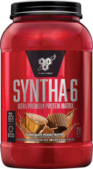 Протеин BSN Syntha-6 1.32 кг Chocolate Peanut Butter (834266006458)
