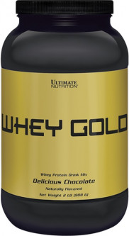 Протеин Ultimate Nutrition Whey Gold 908 г Шоколад (4384301102)