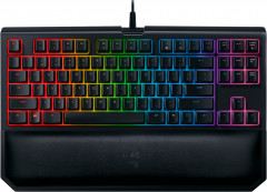 Клавиатура проводная Razer BlackWidow TE Chroma V2 Orange Switch USB Black (RZ03-02190700-R3M1)