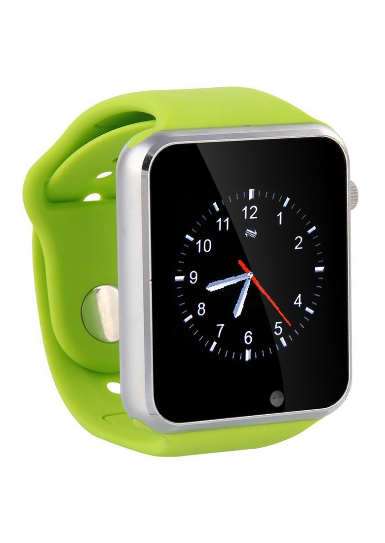 Rozetka.ua   Смарт-часы Smart Watch A1 Green. Цена, купить Смарт ... 10d7737faf9