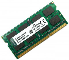 Модуль памяти для ноутбука SoDIMM DDR3 2GB 1333 MHz Kingston PC3-10600 (KVR13S9S6/2)