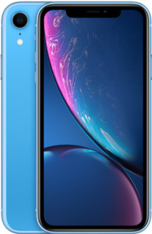 Apple iPhone Xr 64GB Dual Sim Blue (MT182)