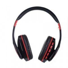 Беспроводные Bluetooth наушники AOMALE AML-S200 black-red ab7b0e14a11c2