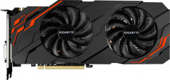 Gigabyte PCI-Ex GeForce GTX 1070 Windforce OC 8GB GDDR5 (256bit) (1556/8008) (DVI, HDMI, 3 x DisplayPort) (GV-N1070WF2OC-8GD_V2.0)