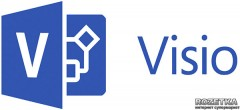 Офисное приложение Microsoft Visio Professional for Office 365 Open ShrdSvr Single-Russian SubsVL OPEN NL Annual Qualified (R9Z-00003)