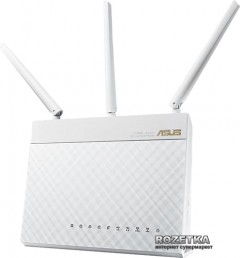 Asus RT-AC68U White