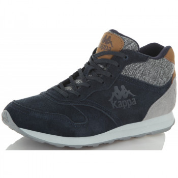 4c16e174b Кроссовки AUTHENTIC RUN MID Men's sneakers Kappa 303YM10-928 44 Темно-Синий  (8002390697572