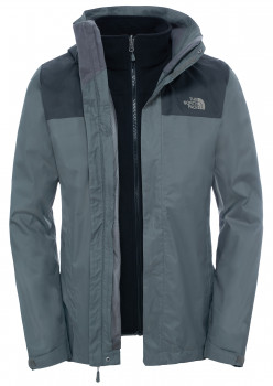 c64bae21270 Куртка The North Face Men s Evolve II Triclimate Jacket T0CG55 XL Q2S  Fusebox Grey Asphalt
