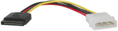 Кабель питания Tripp Lite Power Cable - 26 AWG SATA - Molex 0.15 м (P944-06I)