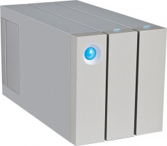 "Жесткий диск LaCie 2 Big Thunderbolt 2 8TB STEY8000401 3.5"" USB 3.0 Type-B, Thunderbolt External"