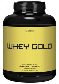 Протеин Ultimate Nutrition Whey Gold 2270 g /67 servings/ Chocolate 2270 г