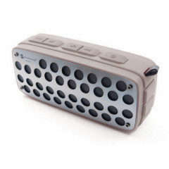 New Rixing NR-4011 Bluetooth Speaker Grey (PBS-000060)