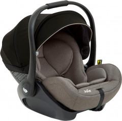 Автокресло Joie I-level Gray Flannel с базой Isofix в комплекте Серое (I1510CAGFL000) (5056080602462)