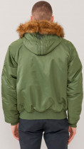 Куртка Alpha Industries N-2B Parka 5XL Sage Green - изображение 2