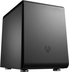 Корпус BitFenix Phenom Mini-ITX Midnight Black (BFC-PHE-300-KKXKK-RP)