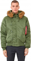 Куртка Alpha Industries N-2B Parka 5XL Sage Green - изображение 1