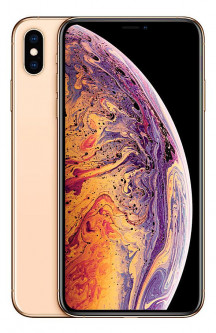iPhone Xs Max 512GB Gold Dual Sim