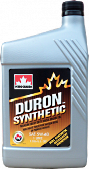 Моторное масло Petro-Canada Duron Synthetic 5W-40 1 л