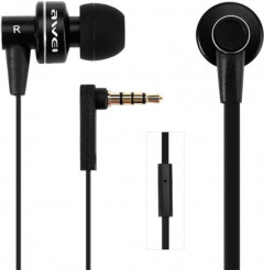 Наушники Awei ES900i Wired Earphones Black (FSH48570)