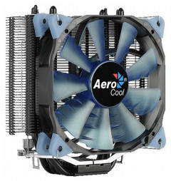 Кулер процессорный Aerocool Verkho 4 Dark, Intel:2066/2011/1156/1155/1151/1150/775, AMD:AM4/AM3+/AM3/AM2+/AM2/FM2/FM1, 156.5x123x73, 4-pin