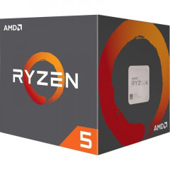 Процессор AMD Ryzen 5 2400G (3.6GHz 4MB 65W AM4) Box (YD2400C5FBBOX)