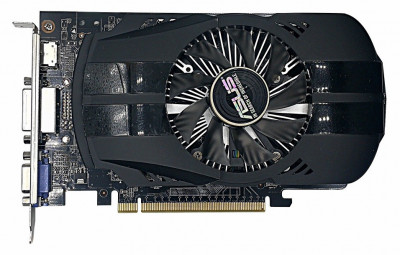 Відеокарта ASUS GeForce GTX750 1Gb DDR5 VGA DVI HDMI Refurbished