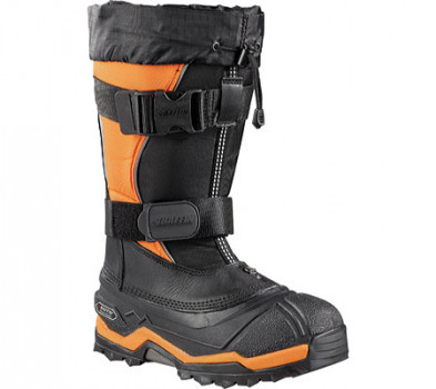 Мужские сапоги Baffin Selkirk Snow Boot Black Expedition Gold 44.5 (100256) 97638d25e558e