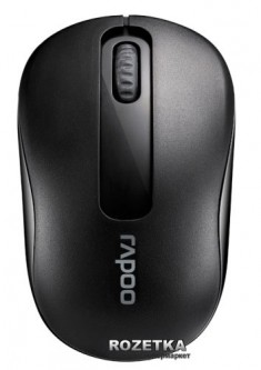 Мышь Rapoo M10 Wireless Black