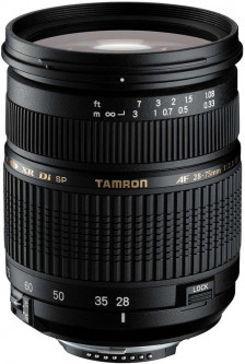 Tamron SP AF 28-75mm f/2.8 XR Di LD Aspherical (IF) (Canon)