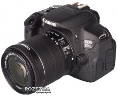 Canon EOS 700D 18-55mm DC III