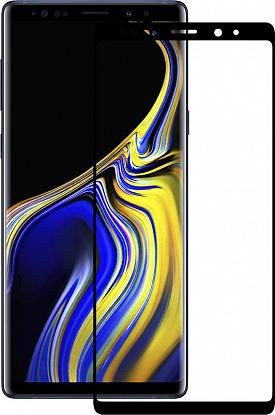 Захисне скло 3D Full Cover Tempered Glass Samsung Galaxy Note 9 Black