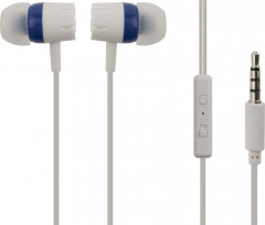 HeyDr Y-05 Wired Earphones White