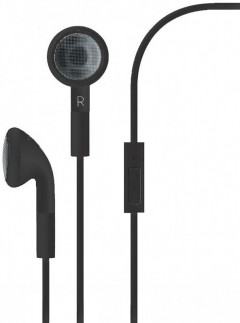 HeyDr Y-07 Wired Earphones Black
