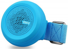 Mifa F20 Wearable Bluetooth Speaker Blue