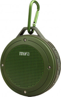 Mifa F10 Outdoor Bluetooth Speaker Army Green