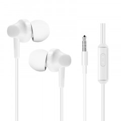 HeyDr H-97 Wired Earphones White