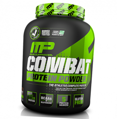 Протеин Muscle Pharm Combat Protein Powder 1814г Банан (29140003)