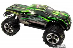 Модель автомобиля Himoto Монстр Raider MegaE8MTL Brushless 1:8 2.4 ГГц Green (MegaE8MTLg)