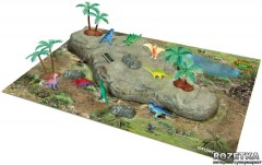 Набор Geo World Dino Age Experience Dinosaurs Kit (CL169K)