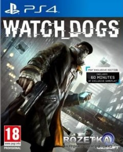 Watch_Dogs (PS4, русская версия)