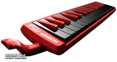 Пианика (мелодика) Hohner Fire Melodica Red-Black