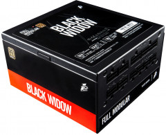 1st Player Black Widows Series PS-600AX Modular 600W (PS-600AXBW-FM)