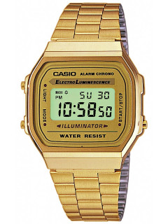 Часы CASIO A168WG-9EF Collection 35mm 3ATM