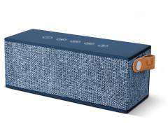 Fresh 'N Rebel Rockbox Brick Fabriq Edition Bluetooth Speaker Blue (1RB3000IN)